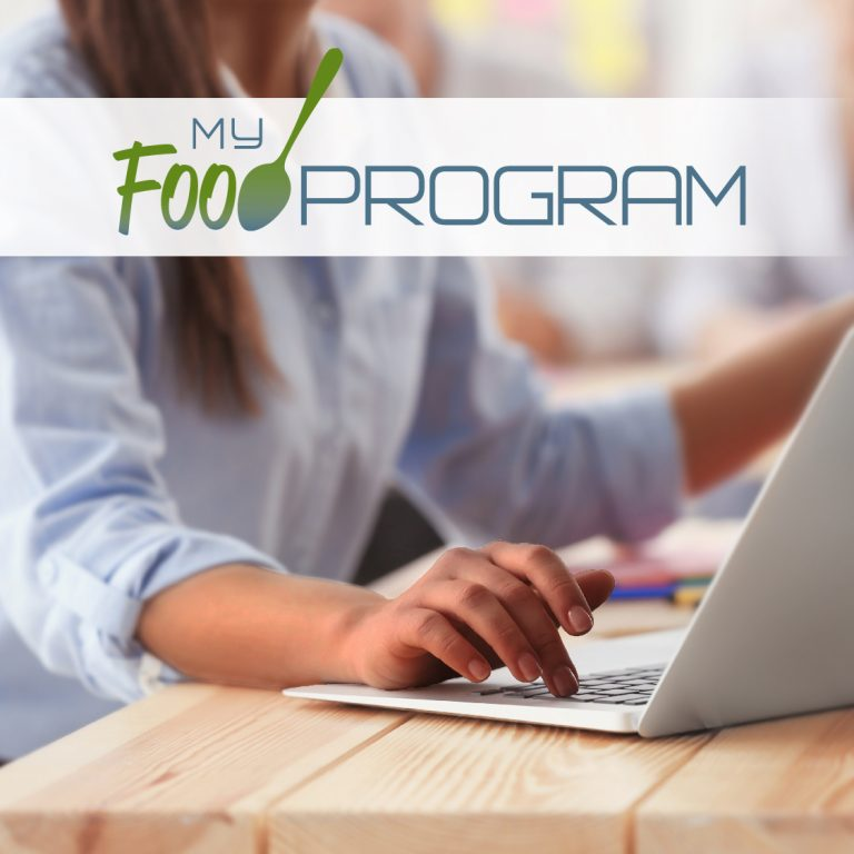 My Food Program Product Image